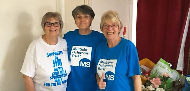 Friends of the MS Trust