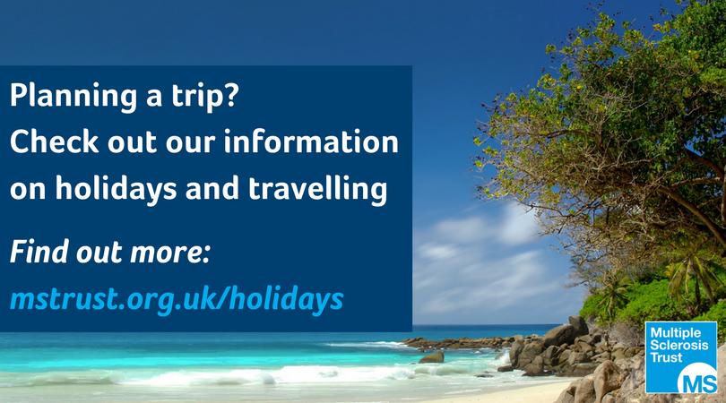 Holidays | MS Trust