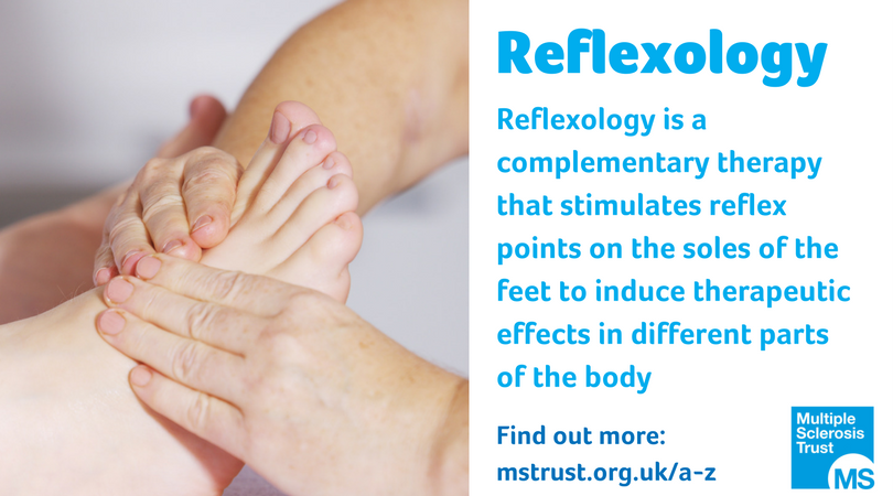 how to become a reflexology therapist
