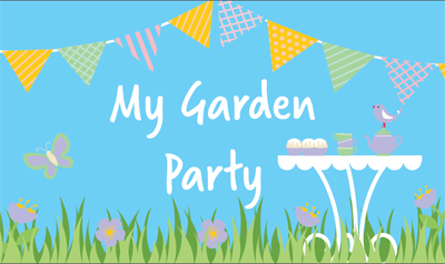 My Garden Party Pack cover