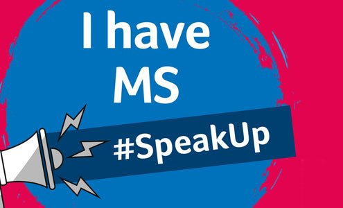 Speak Up for MS Awareness Week 2018