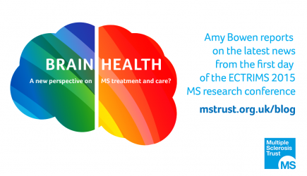 A new focus on brain health: Amy Bowen reports from ECTRIMS 2015