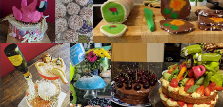 Selection of Helena's bakes