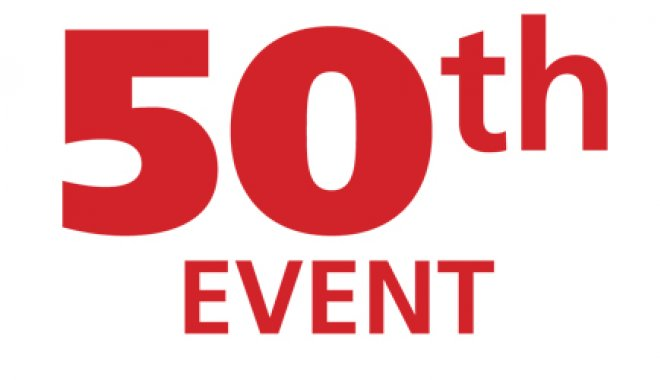 50th event