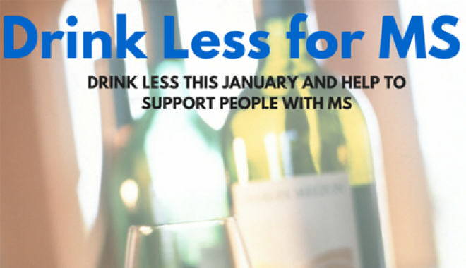 Drink Less for MS