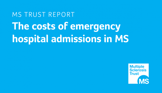 Cost of emergency hospital admissions in MS