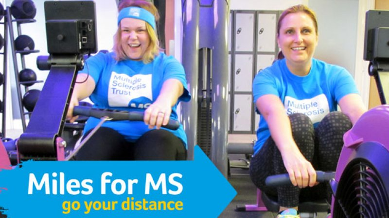 Miles for MS
