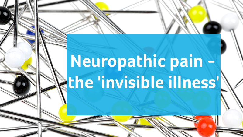 Neuropathic pain - the 'invisible illness'   MS Trust