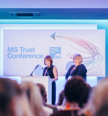 MS Trust Conference