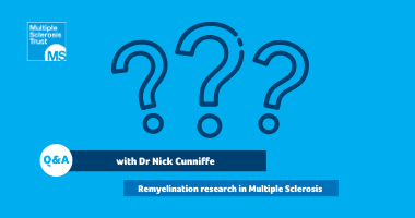 Remyelination research: what it means for people with MS