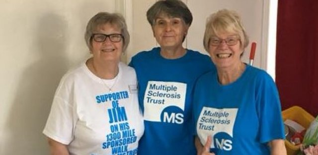 Become a friend of the MS Trust