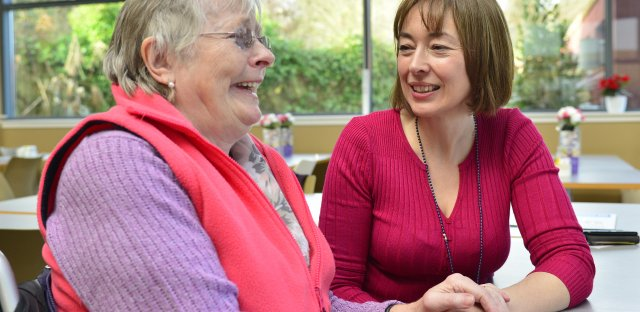 The Risk Sharing Scheme: How it's made a difference for people with MS