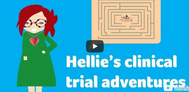 Hellies clinical trial adventures: part eleven