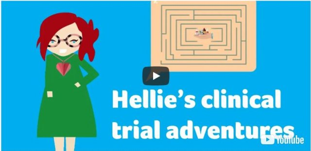 Hellie's clinical trial adventures: part one