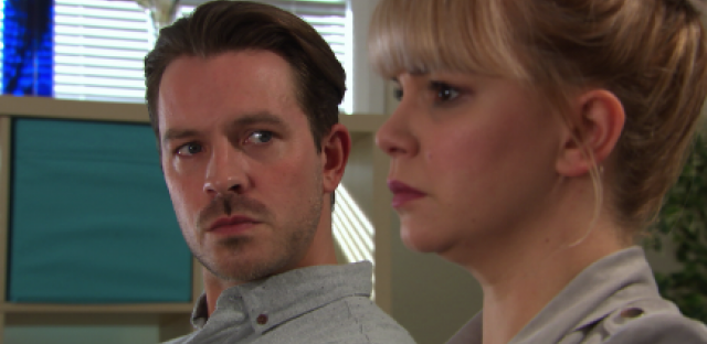 On the box: Hollyoaks set to tackle MS storyline