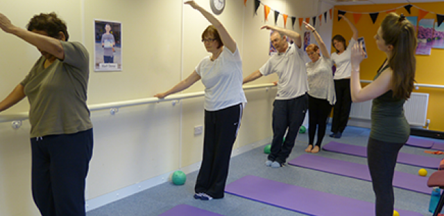 How Pilates could help people with MS