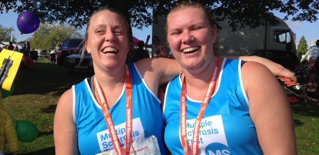 Why run for the MS Trust?