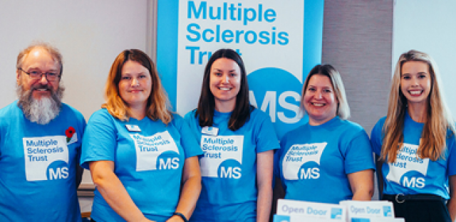 About the MS Trust