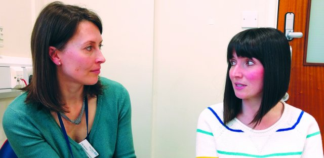 Occupational therapy - Steph's story