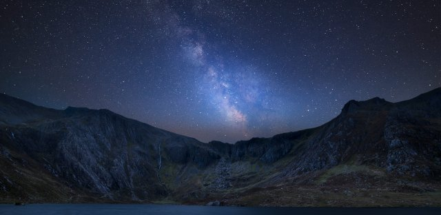 Snowdon at Night