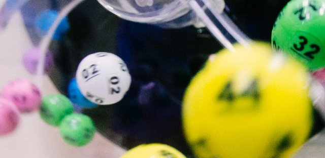 Play our weekly lottery