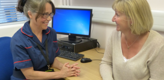 Find out how you can support our work on provision of MS nurses in the UK