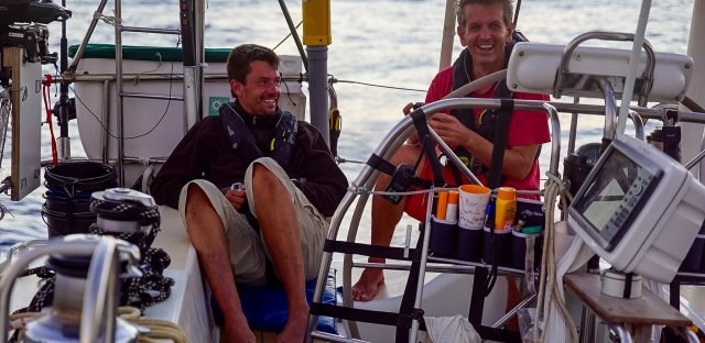 How a sailing adventure inspired Robert to get others with MS out on the water