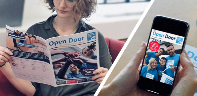 Read the latest Open Door