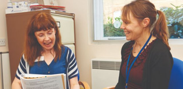 How can speech and language therapists help?