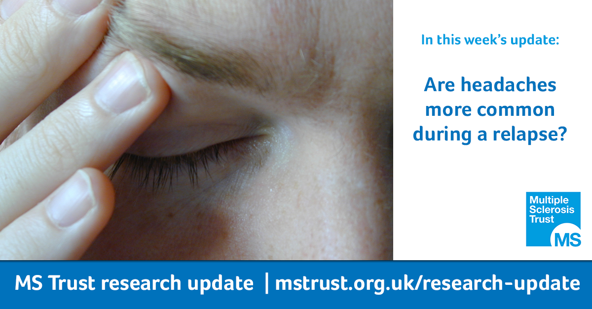 Ms Research Update Are Headaches More Common During A Relapse 9